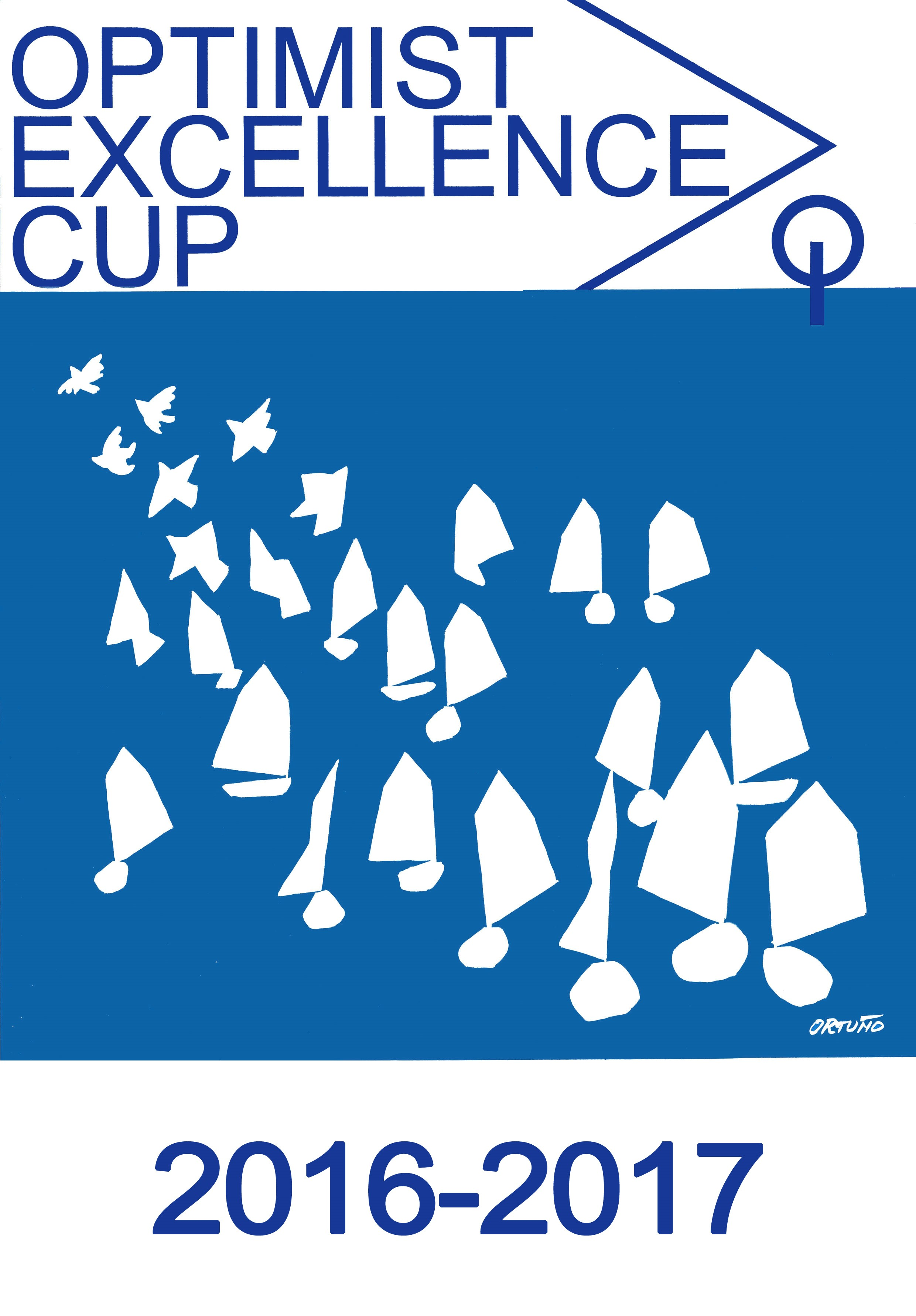 Optimist Excellence Cup 2016-2107