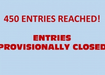 ENTRIES PROVISIONALLY CLOSED